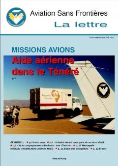 Lettre 49 - Mars 2002