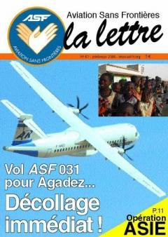 Lettre 57 - Mars 2005