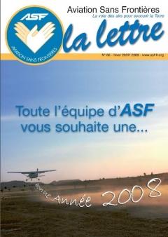 Lettre 66 - Janvier 2008