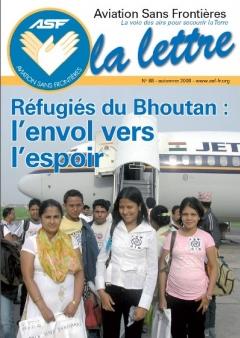 Lettre 68 - Septembre 2008