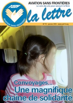 aviation sans frontieres - Letter N°72 - January 2010
