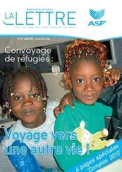aviation sans frontières - la Lettre N°48 - Juillet  2011