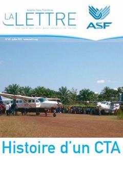 aviation sans frontières - la Lettre N°82 - Juillet 2012