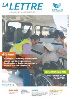 Aviation sans frontières - la lettre N° 94