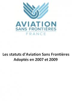 Statutes of Aviation Sans Frontières