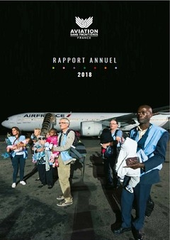 Rapport d'activité 2018 d'Aviation Sans Frontières