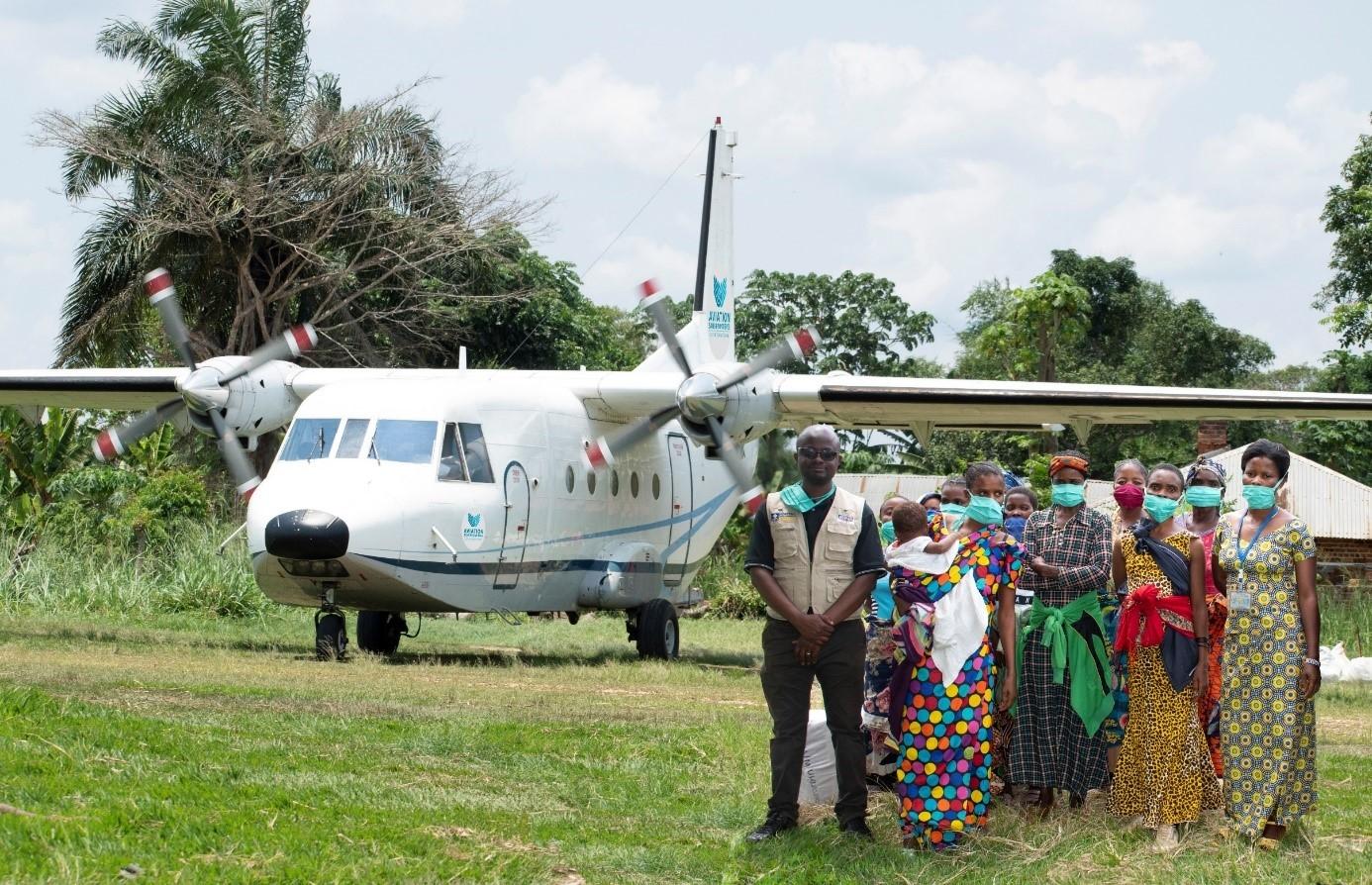 Aviation Sans Frontières International : rencontre forte entre le Dr Mukwege et nos équipes en RDC