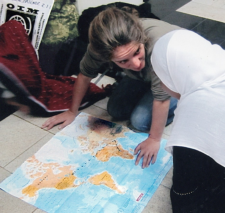 Accompagnements de réfugiés, en 2021 déjà 22 missions et 850 réfugiés accompagnés