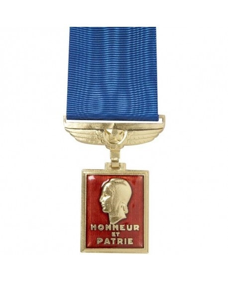 Aviation Sans Frontières décorée de la Médaille de l'Aéronautique