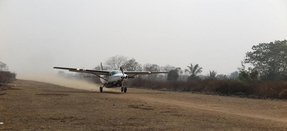 Deux pistes réhabilitées en République centrafricaine