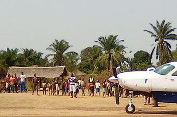 Missions Avions : Benjamin, pilote humanitaire pour Aviation Sans Frontières