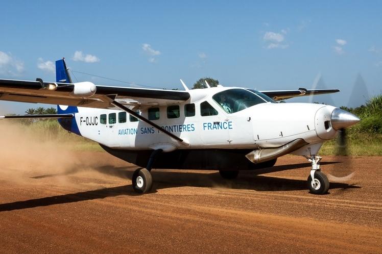 Nos Missions Avions prolongées à Bangui et Dungu