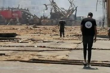 Explosions à Beyrouth : retour sur la mobilisation d'Aviation Sans Frontières