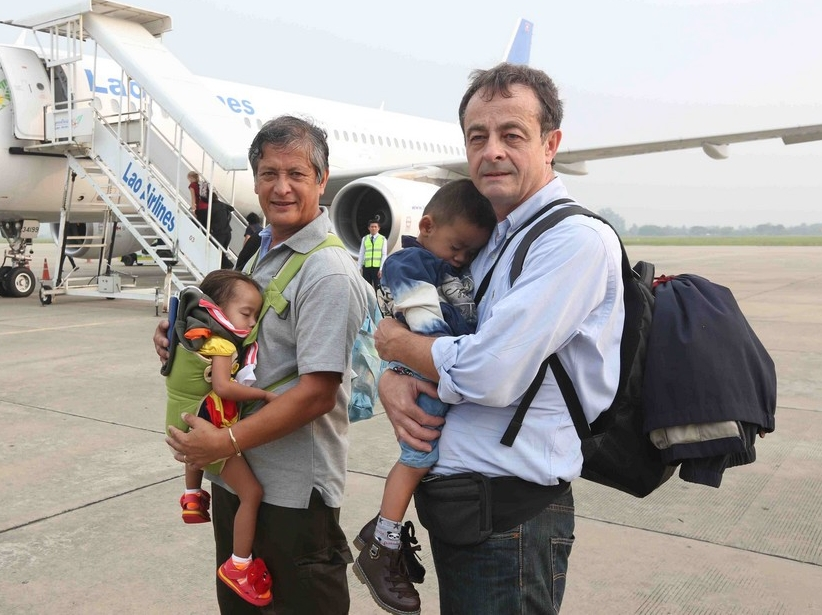 The journey to recovery for Do and Sipaseuth, two children from Laos