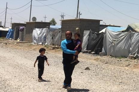 Aviation Sans Frontières International : mission commune avec LOG pour les réfugiés du Kurdistan irakien