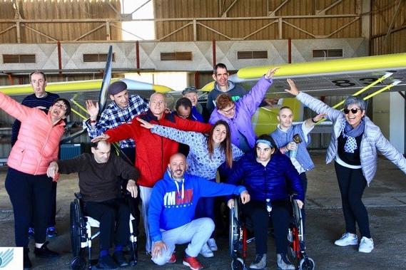 Premiers vols pour notre antenne Ailes du Sourire de Vinon-sur-Verdon