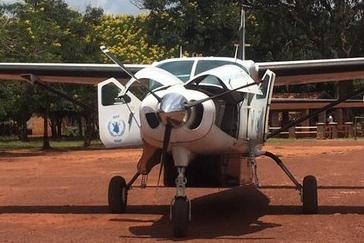Missions Avions en République centrafricaine