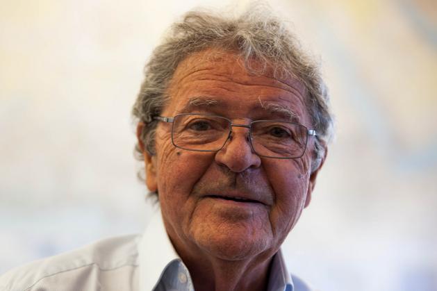 Jean-Claude Cuisine-Etienne, chef-pilote d'Aviation Sans Frontières