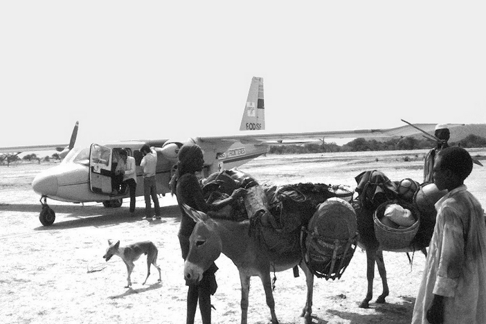 Histoire : Zoltan Kovacs et les missions d'Aviation Sans Frontières en 1980