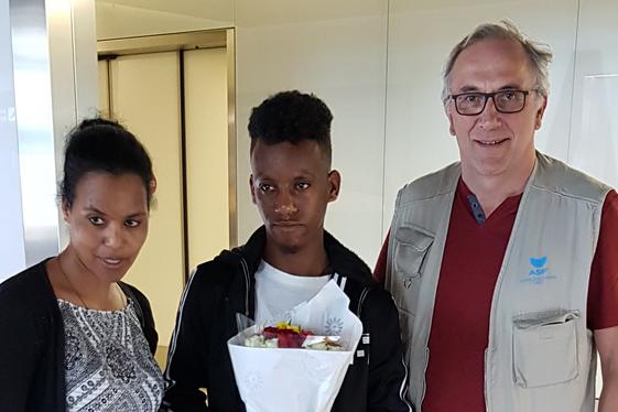 Accompagments de Réfugiés : Jean-Claude témoigne