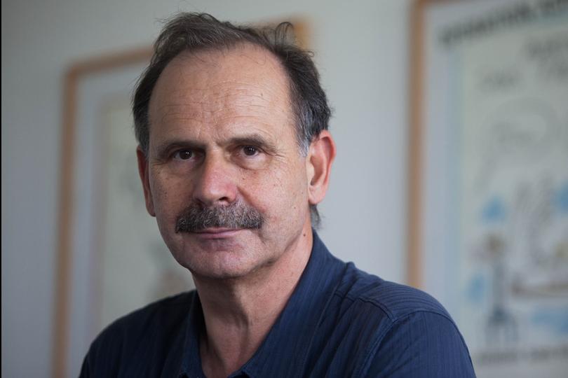 Portrait de Jean-Yves Grosse, Président d'Aviation Sans Frontières