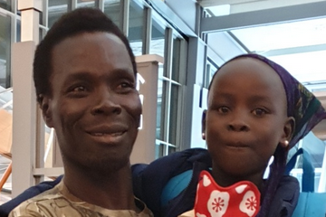 Accompagnements de Réfugiés : Rosemarie témoigne