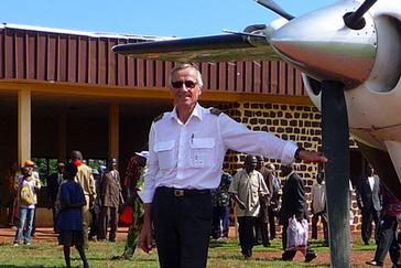 Portrait de Roland, responsable Formation – Entraînement aux Missions Avions