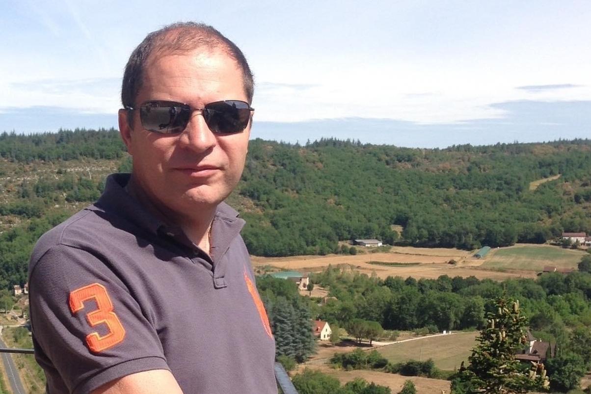 Portrait d'Alain, en mécénat de compétence Orange