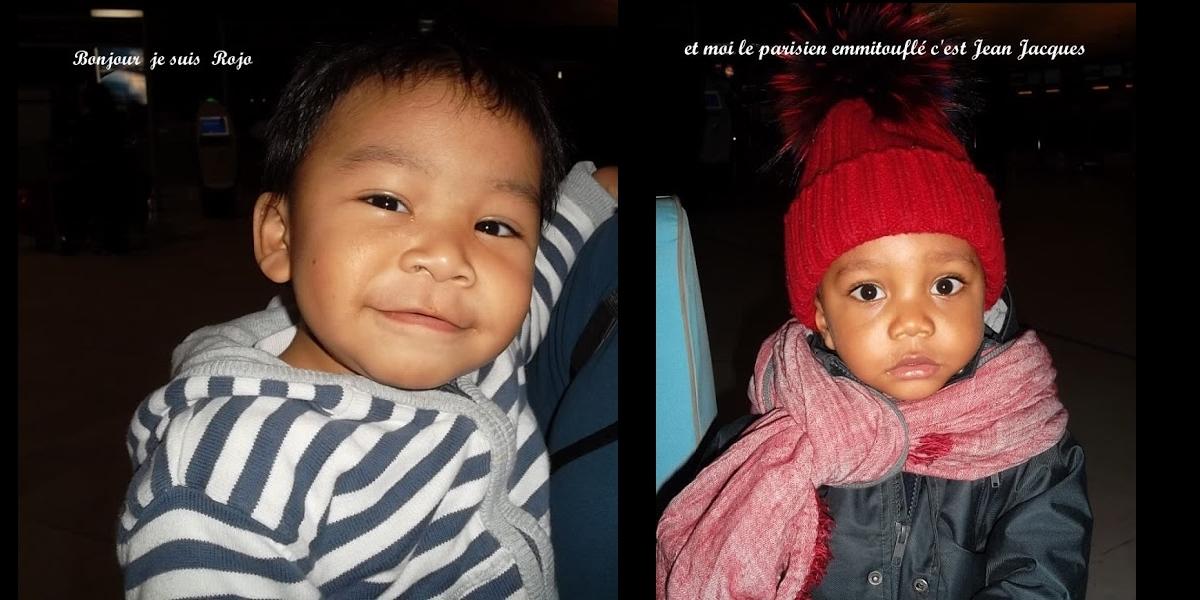 Jean-Jacques et Rojo, de retour à Madagascar, tous les deux guéris !