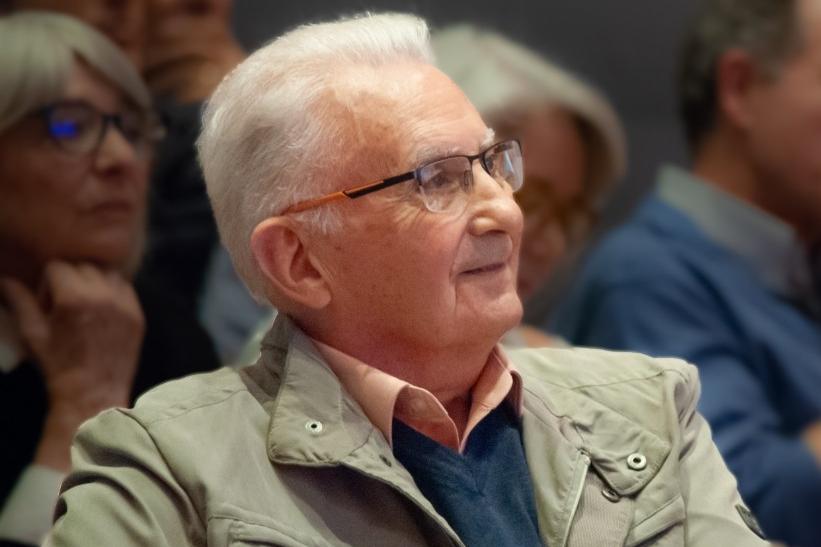 L'un des fondateurs d'Aviation Sans Frontières, Gérald Similowski, encore un phare pour l'association