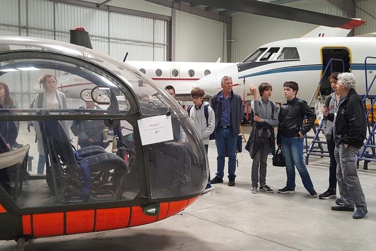 e-Aviation Toussus le Noble -Activité 2020
